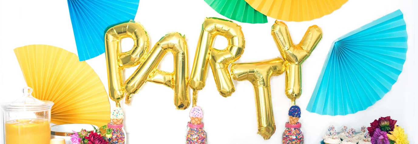 Hey Volunteers! We're having a party, just for you!