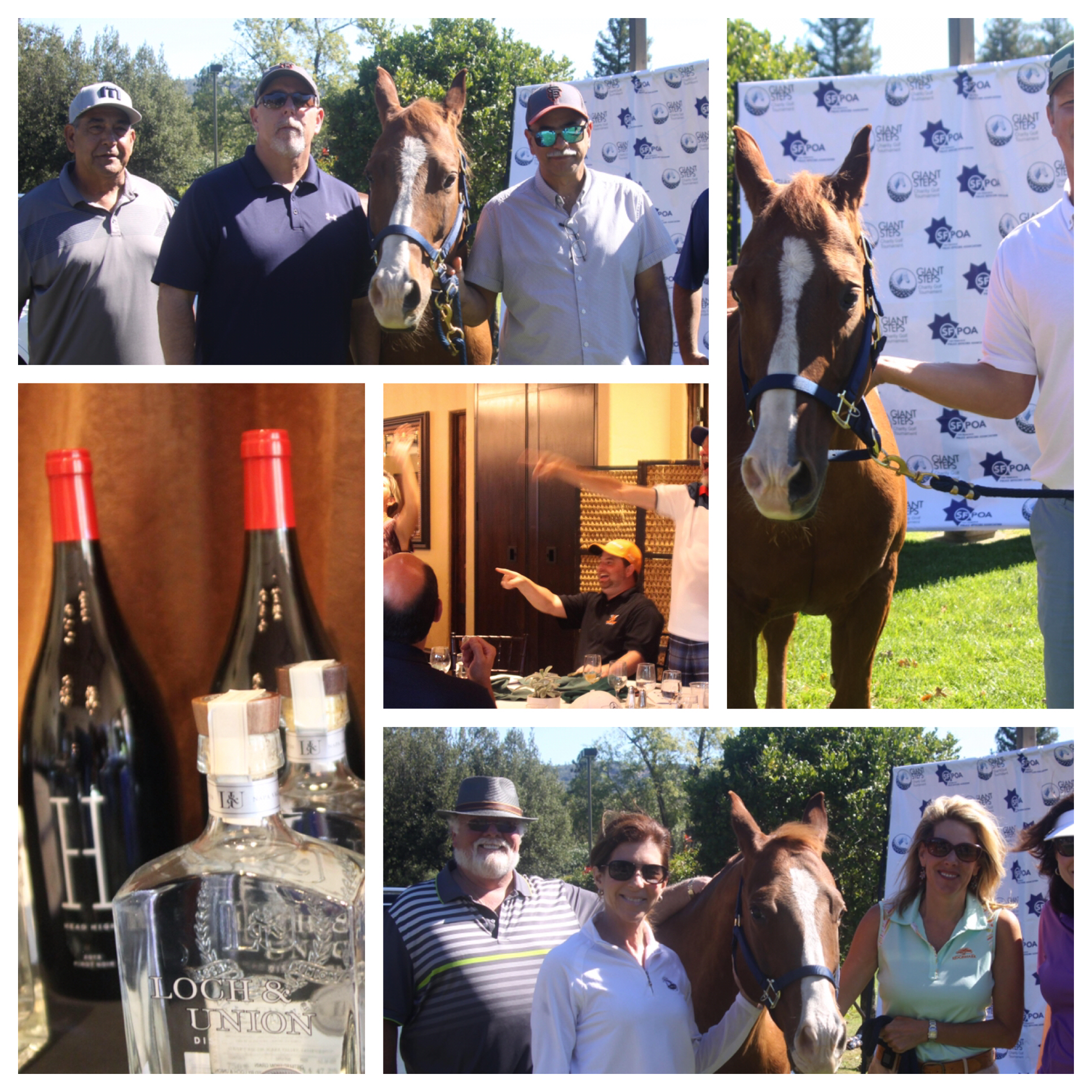 Giant Steps 6th Annual Charity Golf Tournament & 20th Anniversary Celebration