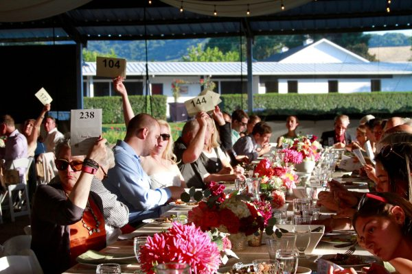 Farm to Table Dinner Served Up a Success!