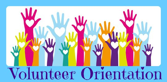 Yes! Volunteer Orientation is happening tomorrow, January 7th!